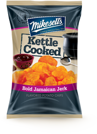 Bold Jamaican Jerk Kettle Cooked Potato Chips