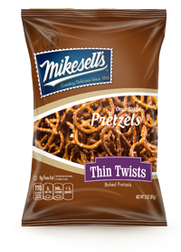 Thin Twist Pretzels