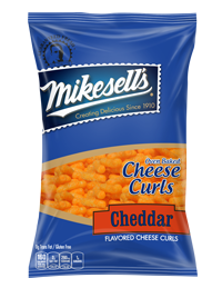 Baked Cheese Curls