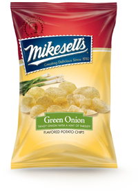Green Onion Potato Chips